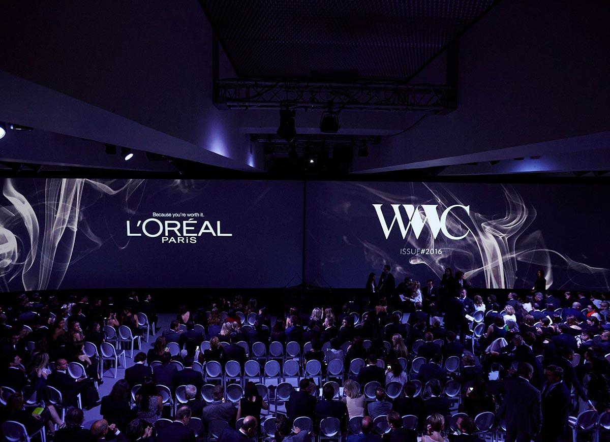 L'Oréal WWC